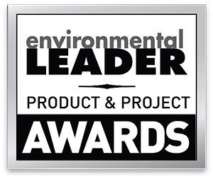 Environmental leader product and project awards