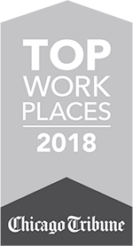 Top Workplaces 2018 Chicago Tribune