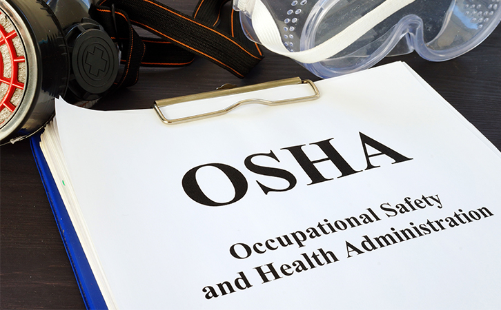 OSHA's Top 10 Most Cited Violations of 2018 | MSDSonline
