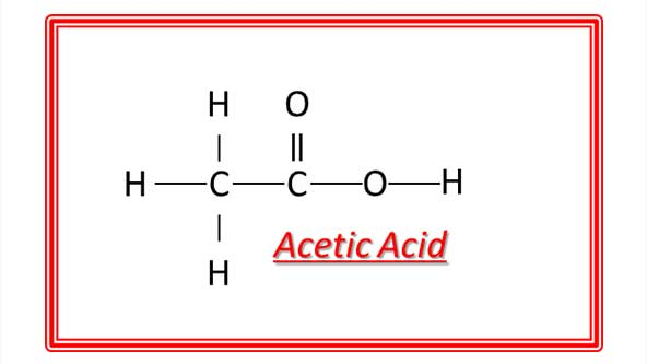 heat of neutralization of acetic acid and naoh