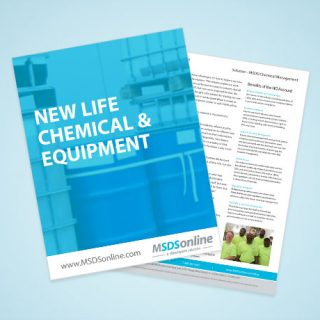 New Life Chemical & Equipment Case Study