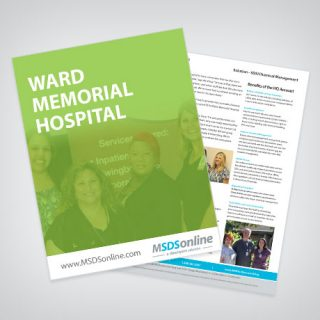 Ward Memorial Hospital Case Study Thumb