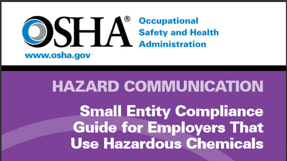 OSHA Publishes New GHS / HazCom Guide for Small Business | MSDSonline